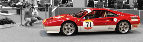 Ferrari 328 GTB Walker Sport Ferrari Good Shout Media