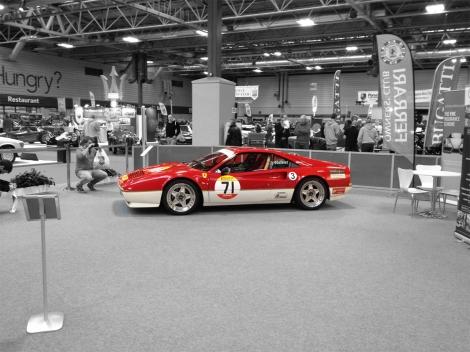 Ferrari 328 GTB WalkerSport Race Car