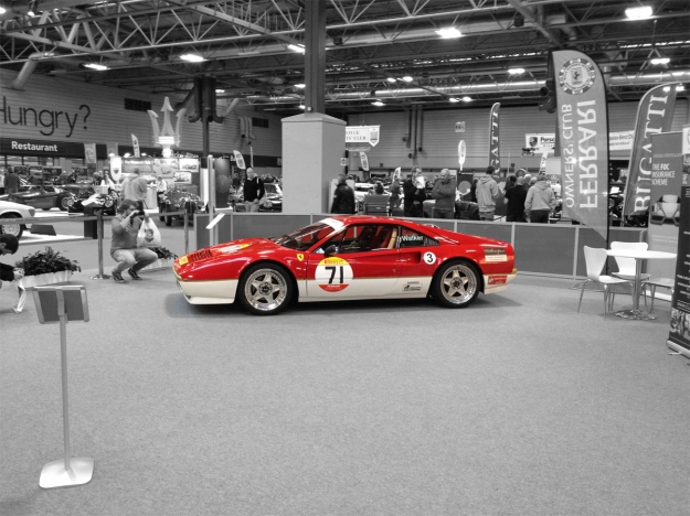 Ferrari 328 GTB WalkerSport Race Car