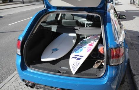good-shout-vauxhall-VXR8-surf