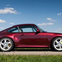 Porsche 993 values on the up