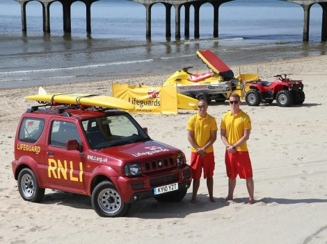 Good enough for the RNLI, good enough for us!