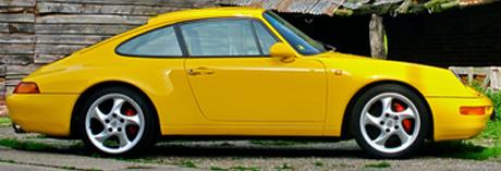 1998 Porsche 911 993 C2