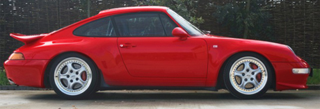 1995 Porsche 911 993 Carrera RS