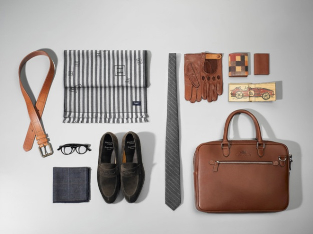 Hackett London's take on Men's Essentials