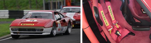 The WalkerSport Ferrari 328 GTB - After