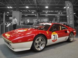WalkerSport Ferrari 328 Good Shout Media Black and White
