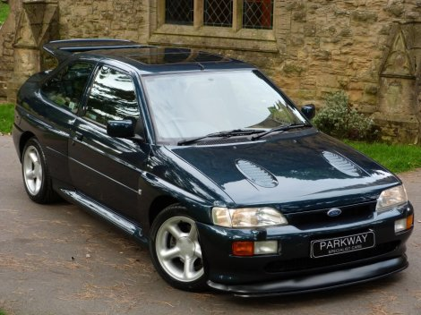 goodshoutmedia-FORD ESCORT 2.0 COSWORTH LUXURY 3DR-1
