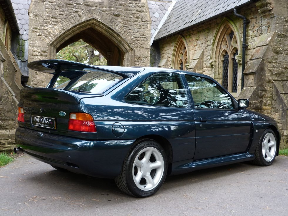 Car Auction Prices >> Stuff We Want #1 – Escort RS Cosworth | goodshoutmedia