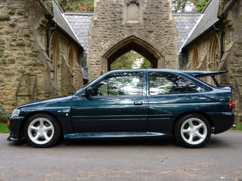 Stuff We Want 1 Escort Rs Cosworth Goodshoutmedia