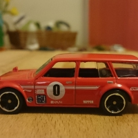 Miniature Motoring: Datsun 510 Wagon and 620 Truck