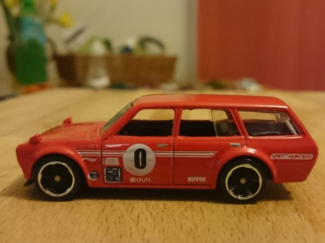 Hothweels Datsun 510 Wagon