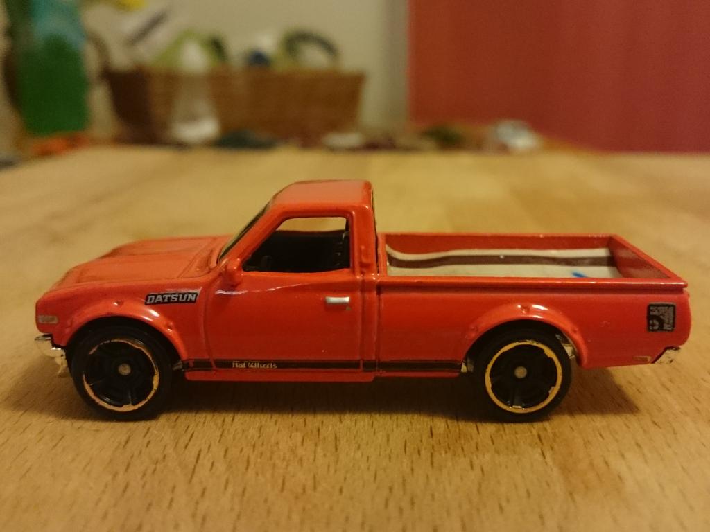 Miniature Motoring: Datsun 510 Wagon and 620 Truck ...