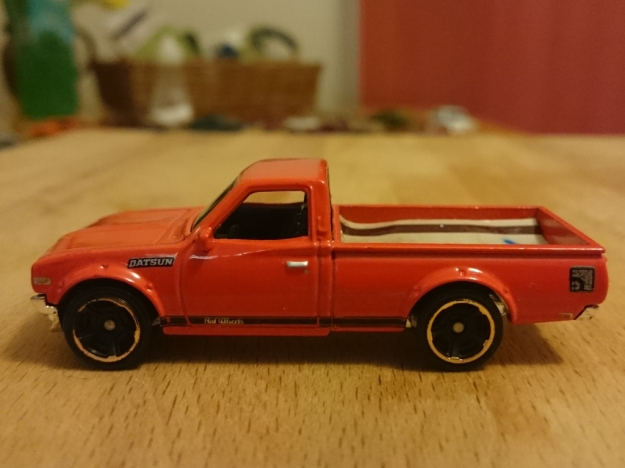Hotwheels Datsun 620 Pick Up