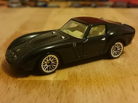 Hotwheels Ferrari 250 GTO