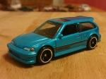 Hotwheels Honda Civic JDM VTEC4
