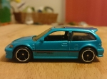 Hotwheels Honda Civic 2