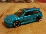 Hotwheels Honda Civic
