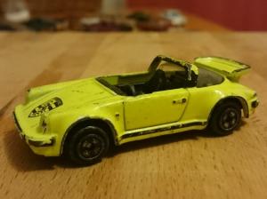 Corgi Porsche 911 SC Targa