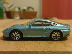 Matchbox Porsche 911 996 Turbo