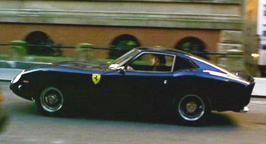 Tom Cruis Vanilla Sky Ferrari 250 GTO