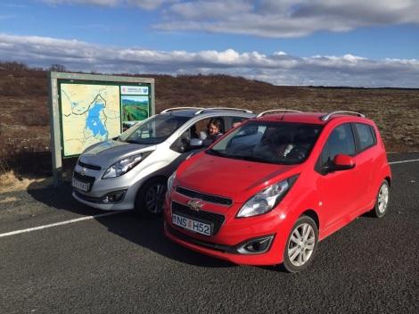 Chevrolet Sparks in Iceland