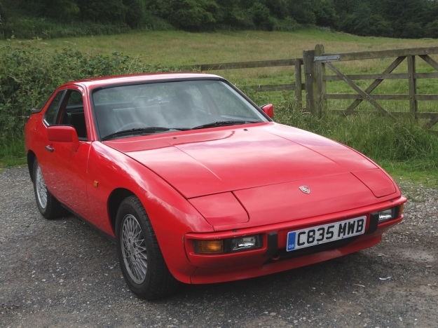 Tried & Tested (Porsche 924) Pic 01