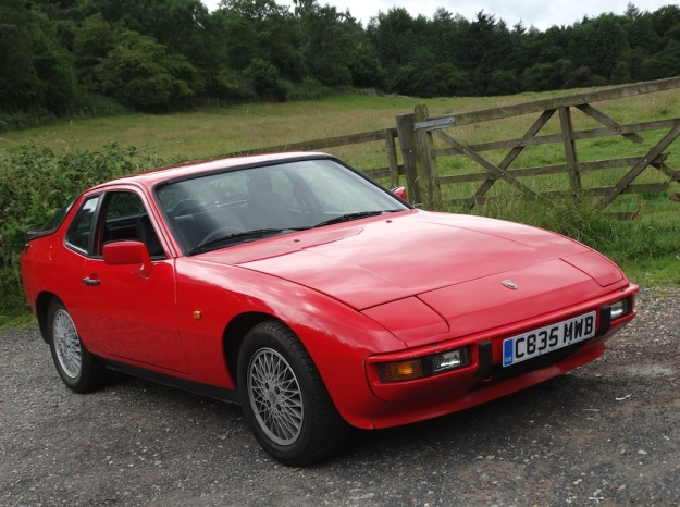 Tried & Tested (Porsche 924) Pic 02