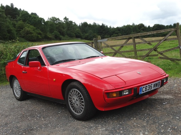Tried & Tested (Porsche 924) Pic 03