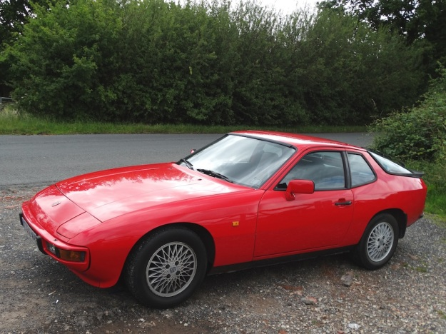 Tried & Tested (Porsche 924) Pic 04