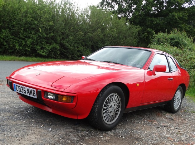 Tried & Tested (Porsche 924) Pic 05