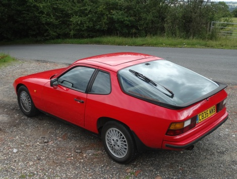 Tried & Tested (Porsche 924) Pic 06
