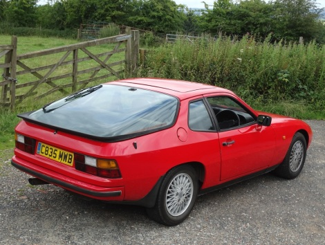 Tried & Tested (Porsche 924) Pic 07