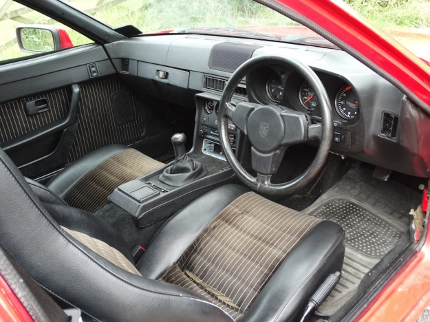 Tried & Tested (Porsche 924) Pic 11