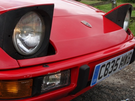 Tried & Tested (Porsche 924) Pic 20
