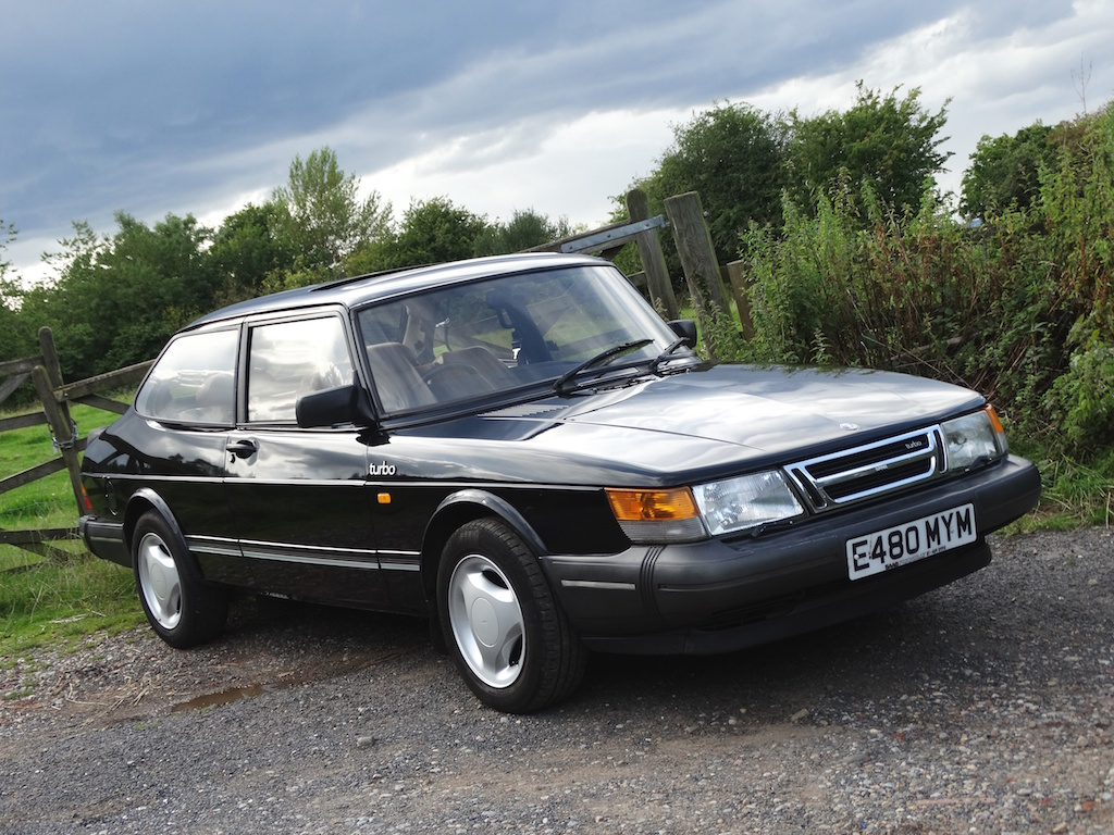 very rare 1987 saab 900 turbo sedan for sale goodshoutmedia. Black Bedroom Furniture Sets. Home Design Ideas