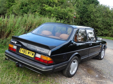 Tried & Tested (Saab 900 Turbo) Pic 07