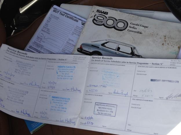 Tried & Tested (Saab 900 Turbo) Pic 15