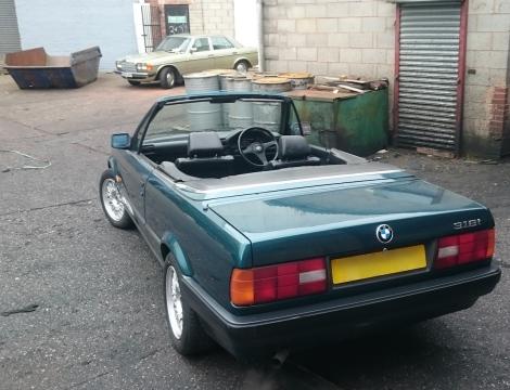 E30 - Rear