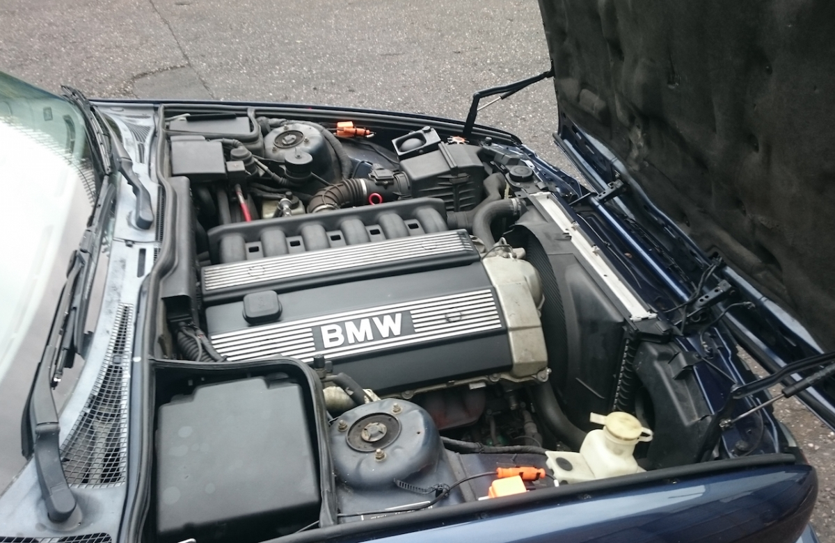 Bargain Bavarian Barge Bmw E34 For Sale Goodshoutmedia