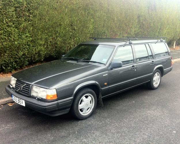 Volvo 740 Turbo Esate