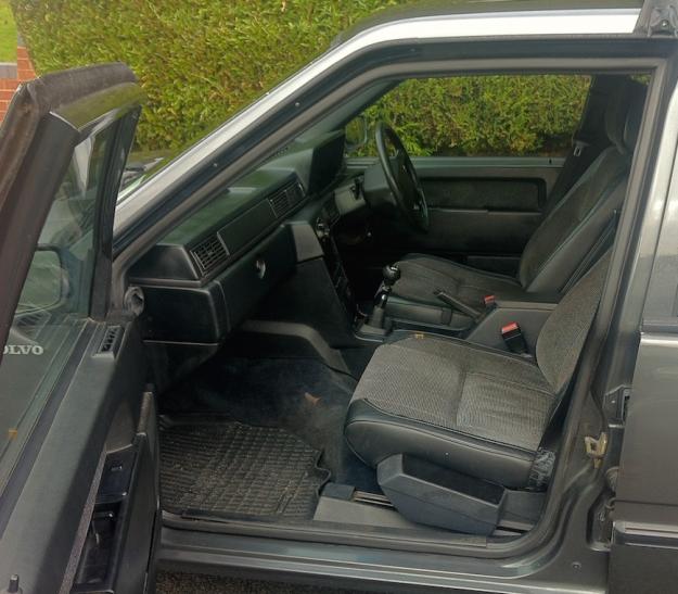 Volvo Interior 4
