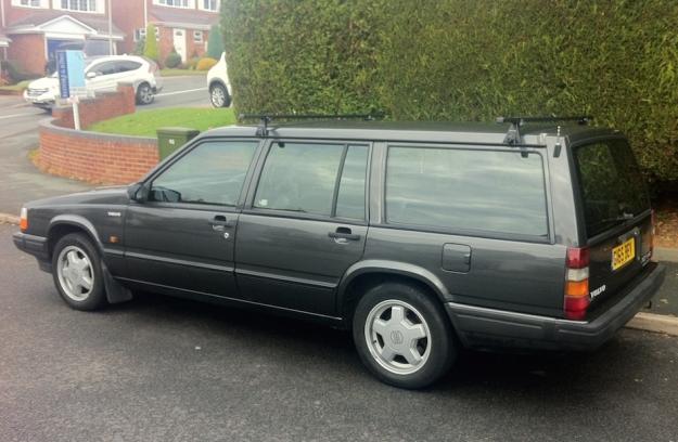 Volvo Rear Q
