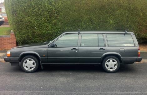 Volvo Side