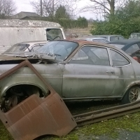 We went urban exploring and found a whole load of Vauxhalls