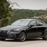 Lexus IS 300h F-Sport: Taking On The Germans?