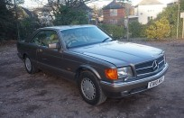 goodshoutmedia-swva-classic-auction-january-mercedes-560-sec