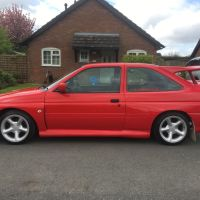 Escort RS Cosworth Replica Watch #1