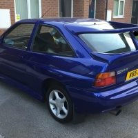 Escort RS Cosworth Replica Watch #2
