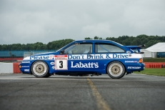 goodshoutmedia-labbatts-ford-sierra-cosworth-bmw-e30-1989-Ford-Sierra-RS500-Ex-Tim-Harvey
